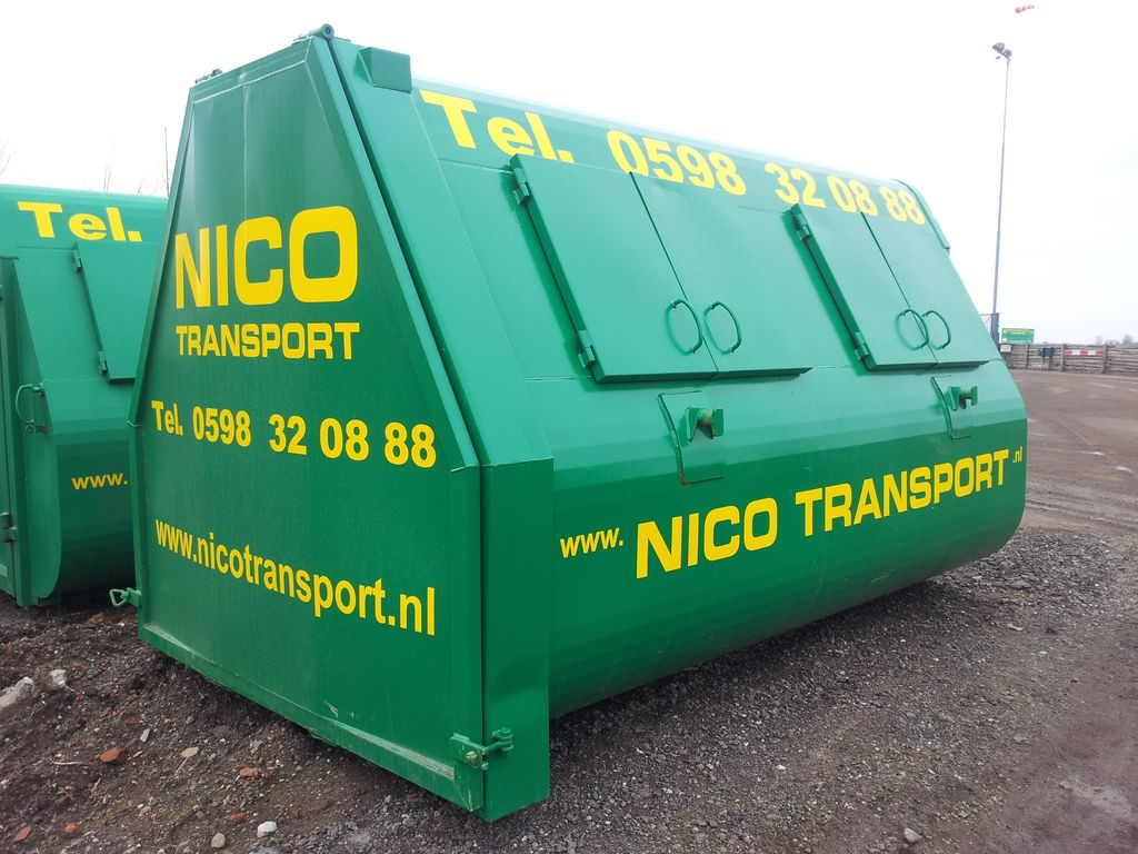 Nico containers hoogezand